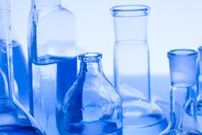 Free Laboratory Glass Stock Photo - 17688680