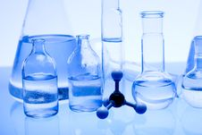 Free Laboratory Glass Stock Images - 17688714