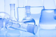 Free Laboratory Glass Royalty Free Stock Photography - 17688837