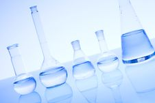 Free Laboratory Glass Stock Photography - 17689012
