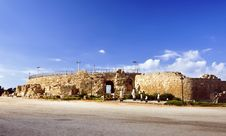 Free Caesarea Royalty Free Stock Photos - 17689018