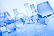Free Laboratory Glass Stock Photography - 17689042