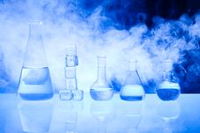 Free Laboratory Glass Stock Photos - 17689343