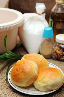 Free Bread Bun Royalty Free Stock Images - 17689949