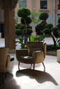 Free Hotel Relaxation Corner Stock Photo - 17690250