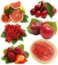Free Fruits Royalty Free Stock Photos - 17691868