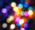 Free Abstract Lights Stock Image - 17696191