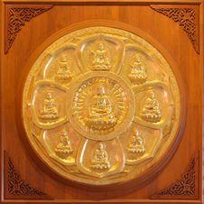 Free Image Of Golden Buddha Stock Photo - 17690370