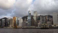 Free View Of Hong Kong Stock Photo - 17691360