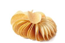 Free Potato Chips Stock Photography - 17691552