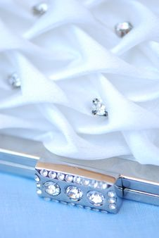 Free Wedding Purse Detail Royalty Free Stock Photos - 17692208