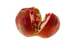 Free Pomegranate Stock Photography - 17694252
