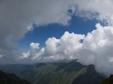 Free Carpathian Mountains - Mountain Panorama Stock Image - 17695231