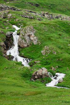 Free The Waterfall Stock Photos - 17696853