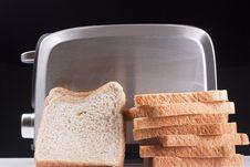 Free Toaster Royalty Free Stock Image - 17697026