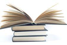 Free Books Stock Photo - 17697170