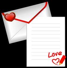 Free Celebratory Envelopes Royalty Free Stock Photos - 17697898