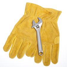 Free Glove Stock Photography - 17699782