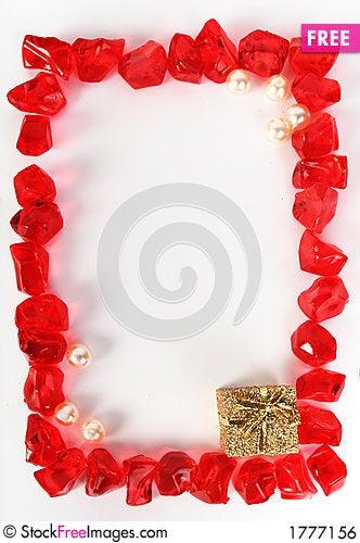 Free Holiday Photoframe Royalty Free Stock Image - 1777156