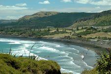 Free Remote Ocean Beach Royalty Free Stock Photo - 1770185