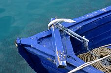 Free Colorful Fishing Boat Royalty Free Stock Images - 1770429