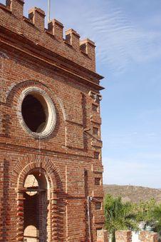 Alamos Royalty Free Stock Image