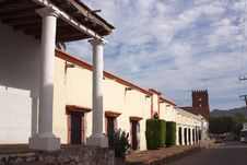 Alamos Royalty Free Stock Images