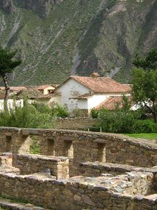 Free Inca Ruin Stock Photo - 1771880