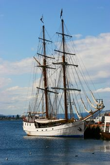 Free Masts In Oslo Stock Image - 1772051