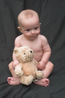 Free Bear Baby Stock Photo - 1772440