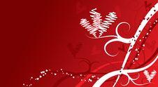Free Valentine Background, Vector Stock Image - 1772691