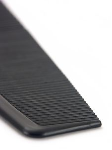 Free Black Comb 2 Stock Image - 1773091
