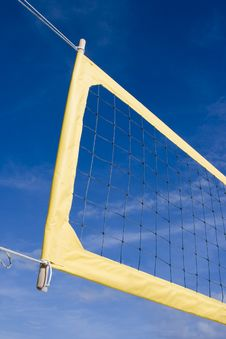 Free Beach Volley Net Stock Photos - 1773293