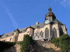 Free Marburg Castle Stock Image - 1775631