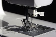 Free Sewing Machine Royalty Free Stock Photo - 1775805
