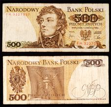 Free Polish Currency Stock Photos - 1776753