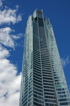 Free Q1 Tower Royalty Free Stock Photo - 1776785