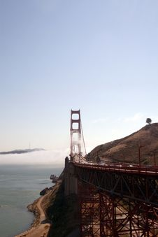 Free Golden Gate Bridge Stock Images - 1778624