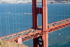 Free Golden Gate Bridge Stock Photography - 1778642
