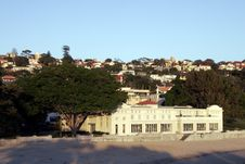 Free Beach Mansion Stock Image - 1778711