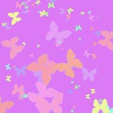 Free Moths Background Pattern Stock Photo - 1778940
