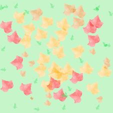 Free Autumn Leaves Art Stock Images - 1778944