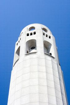 Free Coit Tower In San Francisco Stock Photos - 1779063