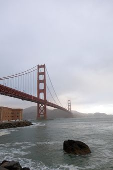Free Golden Gate Bridge Stock Image - 1779291
