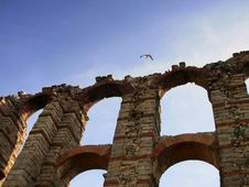 Free Aqueduct Of Mérida Stock Images - 1779704