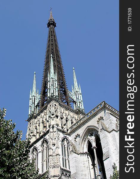 Cathedral Notre Dame de Rouen
