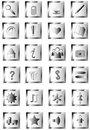 Free Set Symbols Stock Photos - 17705803