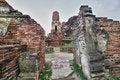 Free Ruins From Ayuthaya Stock Image - 17709011