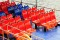 Free Rows Of Seats On A Ferry Royalty Free Stock Photo - 17709795