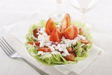 Free Fresh Vegetable Salad Stock Image - 17700071